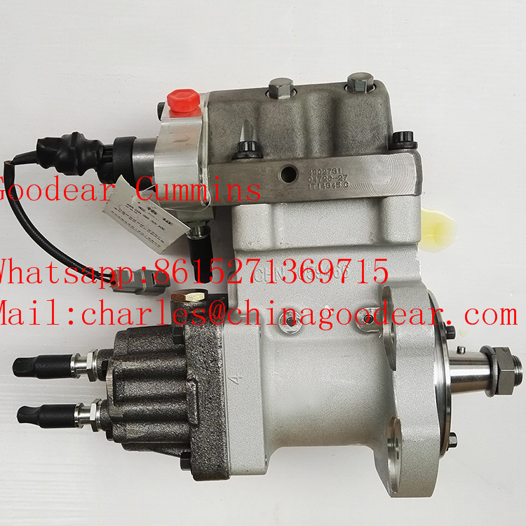 Dongfeng cummins ISLE diesel engine fuel injection pump 3973228/4921431
