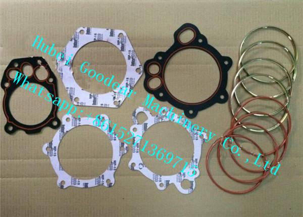 Chongqing cummins NTA855 diesel engine oil cooler repair kit 3801198