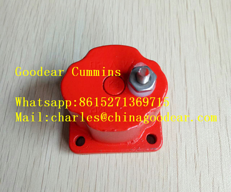 Xi'an cummins M11 diesel engine flame-out solenoid valve 3054609/4024809