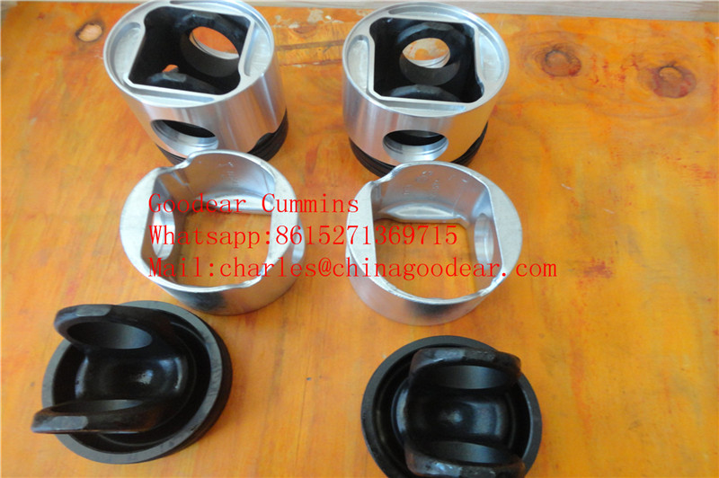 Dongfeng cummins 6L diesel engine piston 4941395 in stock