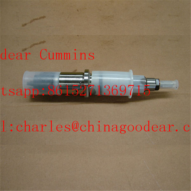 Dongfeng cummins isle diesel engine fuel injector 0445120304/5272937