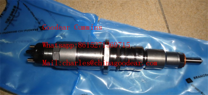 Dongfeng cummins qsb6.7 diesel engine fuel injector 5263262/0445120231