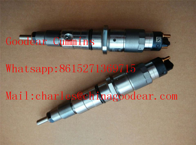 Dongfeng cummins isle diesel engine fuel injector 4940640/0445120121