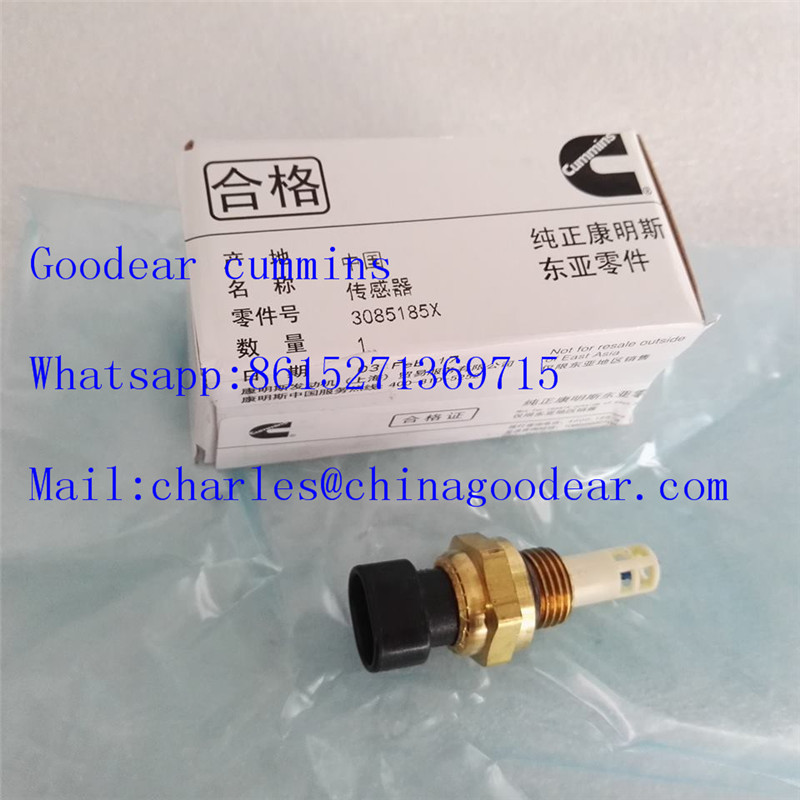 Xi'an Cummins M11/ISM11/QSM11 diesel engine temperature sensor 3085185