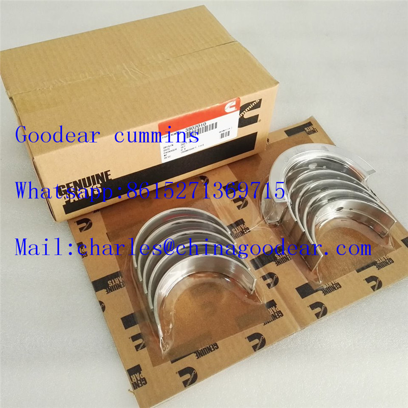 Dongfeng cummins 4bt diesel engine crankshaft bearing 3802010