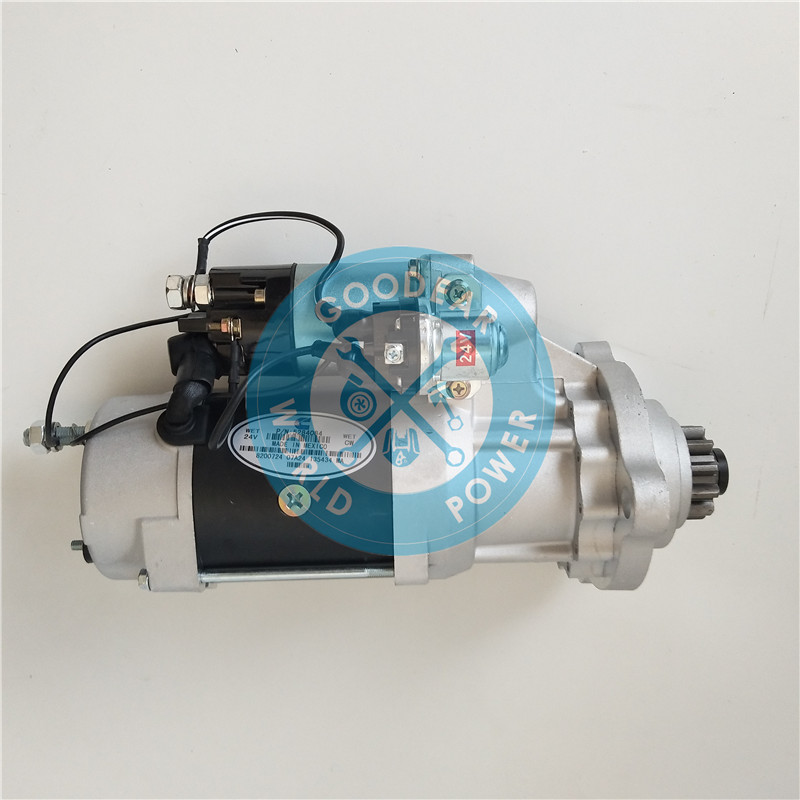 Xi'an cummins M11 diesel engine starter 5284084 for cummins QSX15 engine