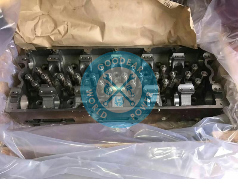 America cummins QSX15 diesel engine cylinder head 3683986,4059225,3683002