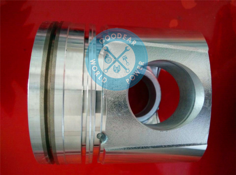 Dongfeng cummins isbe diesel engine piston 4897512