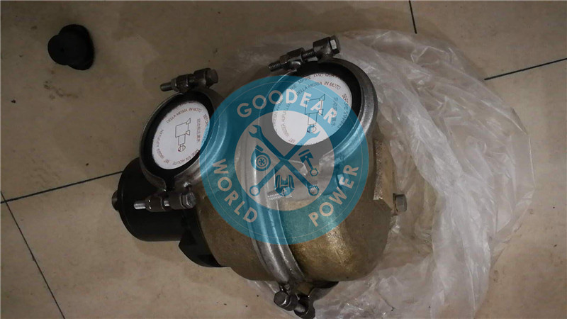 Chongqing cummins K19 sea water pump 3085649 3049157